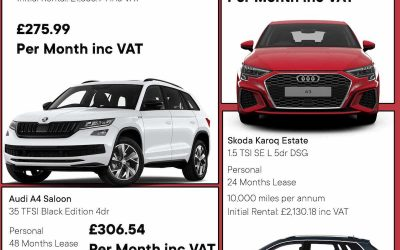 Motorfinity Lease Deals – January 2021