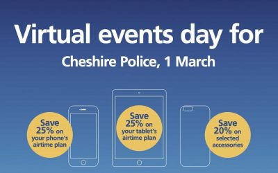 O2 Virtual Event Day – 1st March